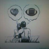 Pat loves football